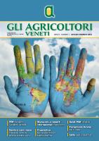 Gli Agricoltori Veneti 1-2016