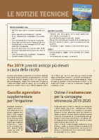 Notizie tecniche III 2019