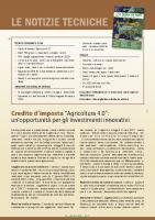Notizie Tecniche II 2020